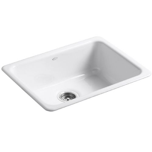 Kohler Iron/Tones Cast Iron Kitchen Sink - 6585